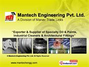 Mantech Engineering Pvt Ltd Delhi India