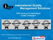 IQMS Consultancy Services Private Limited Delhi India