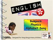 Tom's TEFL - P1 Phonics Alphabet Song