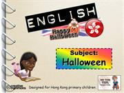Tom's TEFL - Halloween