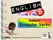 Tom's TEFL - Irregular Verbs