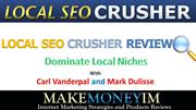 LOCAL SEO CRUSHER REVIEW