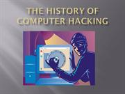 The History Of Computer Hacking
