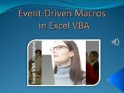 Microsoft Excel training courses in London