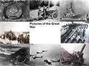 Pictures of the Great War