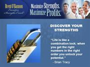 Discover Your Strengths Tele-Boot Camp Home Study Program