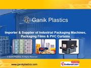 Ganik Plastics New Delhi india