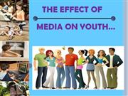 Effect of Media on Youth
