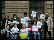 Learning Disability Wales annual report 2010-2011