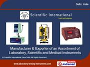 Scientific International Delhi India