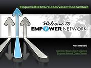 Empower Network Dream Team Business Powerpoint Presentation