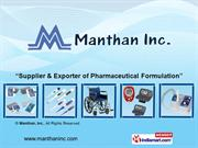 Manthan, Inc Maharashtra India