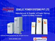 Zenelec Power Systems Pvt. Ltd Tamil Nadu India
