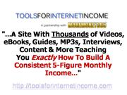 Make Money Online - Work From Home