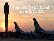 Welcome To The 13th Busiest Airport