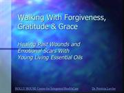 Walking With Forgiveness