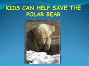 Save the Polar Bear