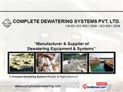 Complete Dewatering Systems Pvt. Ltd. New Delhi India