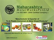 Maharashtra Metal Works Pvt. Ltd. Maharashtra India