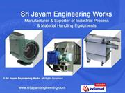 Sri Jayam Engineering Works Tamil Nadu India