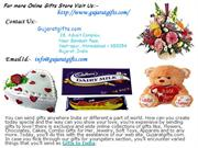 Gifts Send to India, Gifts to India online with Gujaratgifts.com