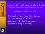 Solution for Mullaperiyar Dam3