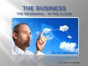 The Business - New Beginnings....