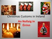 Christmas Customs in Ireland
