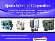 Ajanta Industrial Corporation Punjab  India