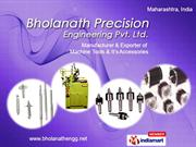 Bholanath Precision Engineering Pvt. Ltd Maharashtra India