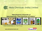 Akola Chemicals  Ltd.  Maharashtra India