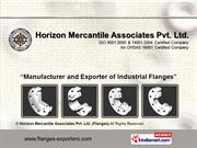 Horizon Mercantile Associates Pvt. Ltd. Flanges Maharashtra India