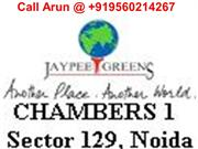 Jaypee Greens Chambers 1 Sector 129 Noida Location Map Price List