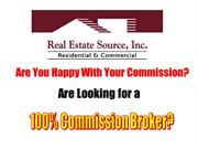 (*100% Commission Broker Sacramento Ca*)
