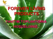 FOREVER LİVİNG PRODUCTS SUNUM