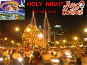 Holy Night - Nat King Cole