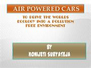 AIR POWERED CARS1.ppt