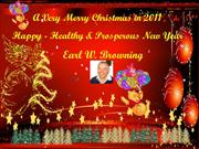 Christmas Greetings for 2011 Christmas