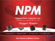Nippon Pulse Stepper Motor Basics