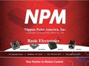 Nippon Pulse Basic Electronics Presentation