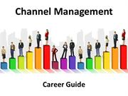 CM 101 - Channel Management Career Guide