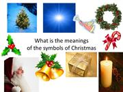 Meanings of Christmas Symbols