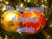 Meanings of Christmas