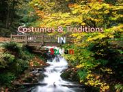 Costums and Traditions in SUDAN