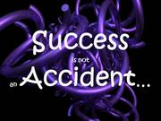 35 Success is not an accident by Katerina(ak85ka)