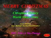 Merry Christmas_Xmas History_World Xmas Trees_TLTP