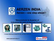 Aerzen Machines  Pvt Ltd. Gujarat India