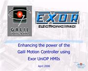 Exor New Product Presentation 2006