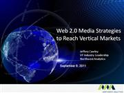 Web 2-0 Media Strategies to Reach Vertical Markets