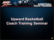 12-19 Coaches Training